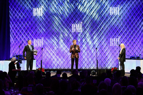 Broadcast Music, Inc (BMI) Honors Barry Manilow at the 65th Annual BMI Pop Awards - Inside