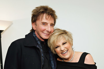 Barry Manilow Lorna Luft At 54 Below: Barry Manilow Visits With Lorna Luft