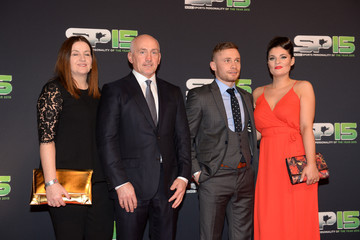 Barry McGuigan Carl Frampton BBC Sports Personality of the Year Award - Red Carpet Arrivals