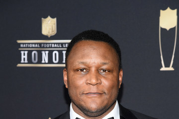 Barry Sanders 8th Annual NFL Honors - Arrivals