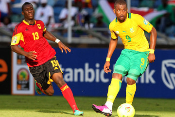 Bartolomeu Jacinto Quissanga South Africa v Angola - 2013 Africa Cup of Nations: Group A