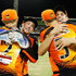 Sam Whiteman Jason Behrendorff Photos - The Scorchers celebrate after defeating the Hurricanes during the Big Bash League Final match between the Perth Scorchers and the Hobart Hurricanes at WACA on February 7, 2014 in Perth, Australia. - Scorchers v Hurricanes