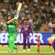 Luke Wright and Tim Paine Photos