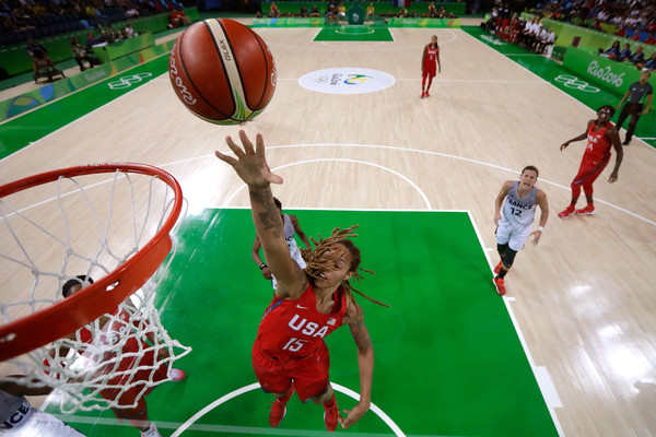Basketball - Olympics: Day 13
