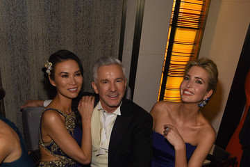 Baz Luhrmann Michael Kors and iTunes After Party at the Mark Hotel