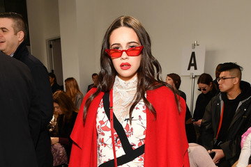 Bea Miller Bibhu Mohapatra - Front Row - February 2018 - New York Fashion Week: The Shows