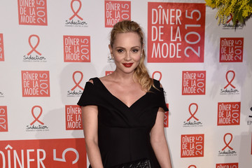 Beatrice Rosen Sidaction Gala Dinner in Paris
