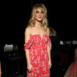 Beau Garrett The American Heart Association's Go Red For Women Red Dress Collection 2019 - Backstage