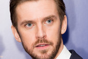 """Actor Dan Stevens attends the UK Premiere of """"Beauty And The Beast"""" at Odeon Leicester Square on February 23, 2017 in London, England."""