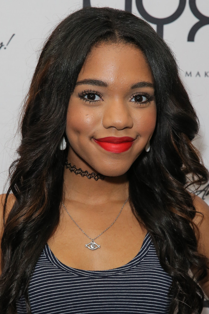 Teala Dunn – Variety's 'Power of Young Hollywood' Event in ... |Teala Dunn 2015