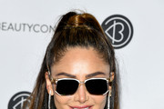 Patricia Contreras attends Beautycon Festival Los Angeles 2019 at Los Angeles Convention Center on August 11, 2019 in Los Angeles, California.