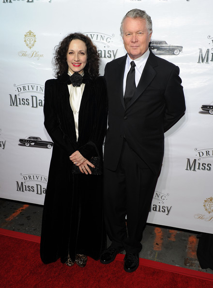 Bebe Neuwirth and husband