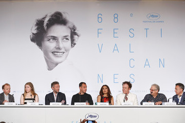 Bebe Cave 'Il Racconto Dei Racconti' Press Conference - The 68th Annual Cannes Film Festival