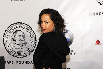 Bebel Gilberto The Friars Club And Friars Foundation Honors Tom Cruise
