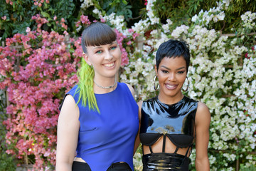 Becca McCharen-Tran CFDA/Vogue Fashion Fund Show and Tea at Chateau Marmont