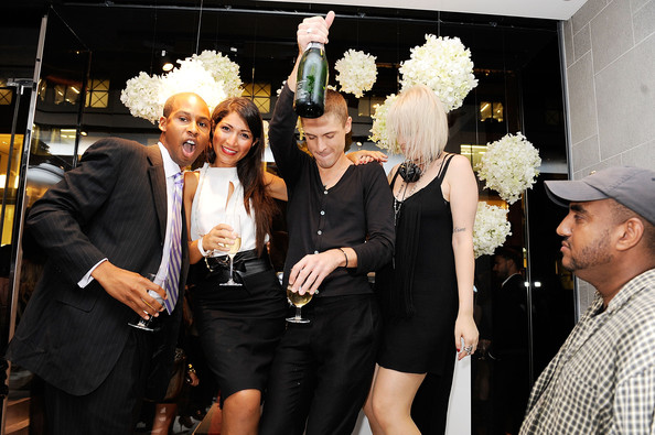 """OC Concept Store Celebrates FNO With A """"Kiss To The Swiss"""" Feat DJ Becka Diamond"""