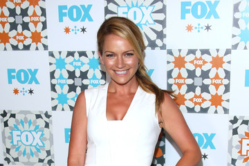 Becki Newton Arrivals at the Fox Summer TCA All-Star Party