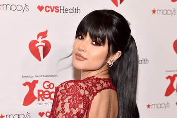 Becky G The American Heart Association's Go Red For Women Red Dress Collection 2019 Presented By Macy's - Arrivals & Front Row