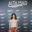 Begoña Vargas 'Alta Mar' Fashion Show by Juan Duyos and Netflix