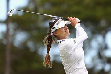 Belen Mozo LPGA LOTTE Championship Presented by Hershey - Round One