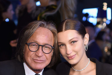 Bella Hadid Mohamed Hadid Global Lyme Alliance's Second Annual 'United for a Lyme-Free World' Gala