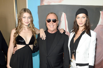 Bella Hadid Michael Kors Collection Spring 2019 Runway Show - Backstage