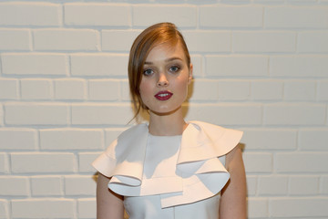 Bella Heathcote Stars at the Chloe LA Fashion Show and Dinner