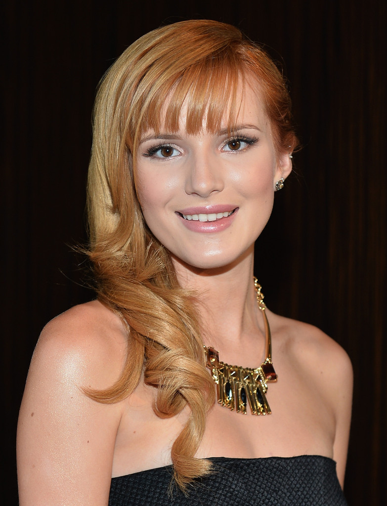 Bella Thorne Is The Latest to Try THIS Hollywood Hair Obsession