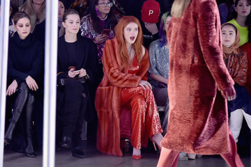 Bella Thorne Sally LaPointe - Front Row - February 2019 - New York Fashion Week: The Shows