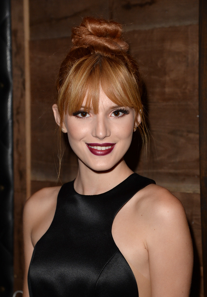 Bella Thorne - Dell Hosts Private Event At Hyde Lounge For Beyonce Concert