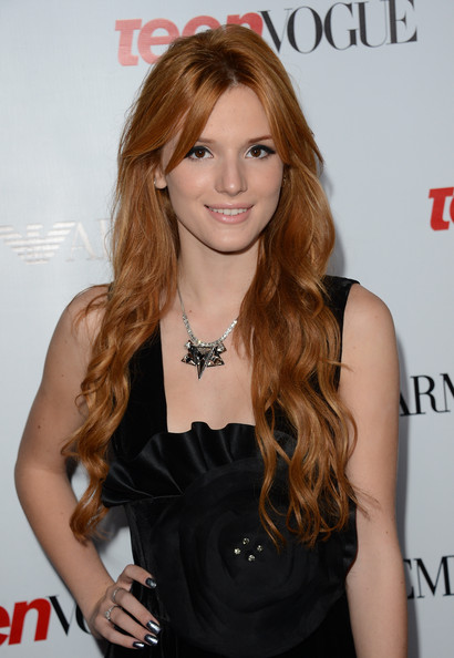 Bella Thorne - Teen Vogue's 10th Anniversary Annual Young Hollywood Party - Arrivals