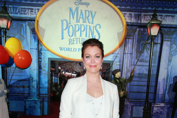 """Bellamy Young Premiere Of Disney's """"Mary Poppins Returns"""" - Red Carpet"""