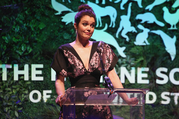 Bellamy Young The Humane Society Of The United States' To The Rescue! Los Angeles Gala - Inside
