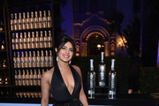 Priyanka Chopra attends the 2019 Vanity Fair Oscar party as they celebrate with Belvedere Vodka to honor Hollywood's biggest night at Wallis Annenberg Center for the Performing Arts on February 24, 2019 in Beverly Hills, California.
