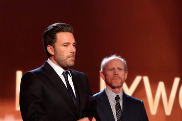 Ben Affleck CASAMIGOS Tequila At The Hollywood Film Awards