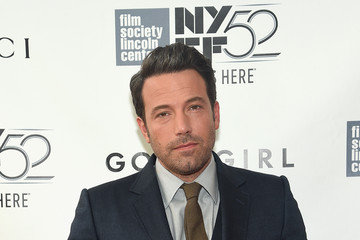 Ben Affleck 'Gone Girl' Premieres in NYC