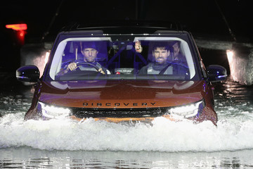 Ben Ainslie Land Rover Unveil The New Discovery At Show-Stopping Global Reveal Event