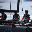Ben Ainslie Louis Vuitton America's Cup World Series - Portsmouth: Day One