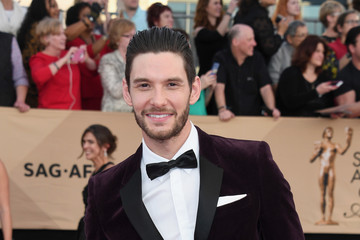 Ben Barnes 23rd Annual Screen Actors Guild Awards - Arrivals