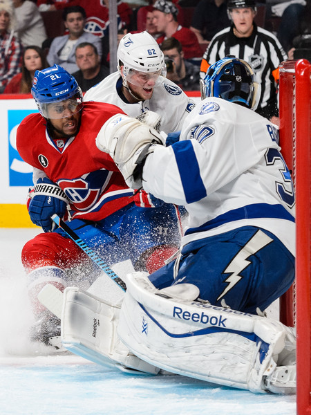 Tampa Bay Lightning v Montreal Canadiens - Game Two