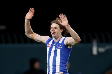 Ben Brown AFL Rd 4 - North Melbourne vs. Carlton