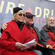 Ben Cohen Ben And Jerry's Co-Founders Join Jane Fonda In Climate Protest On Capitol Hill