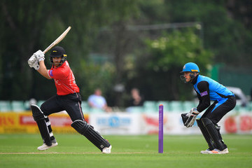 Ben Cox Worcestershire Vs. Leicestershire - Royal London One-Day Cup