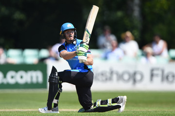 Ben Cox Worcestershire v Derbyshire - Royal London One-Day Cup