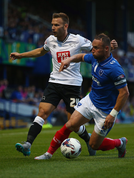 Portsmouth v Derby County - Capital One Cup First Round []