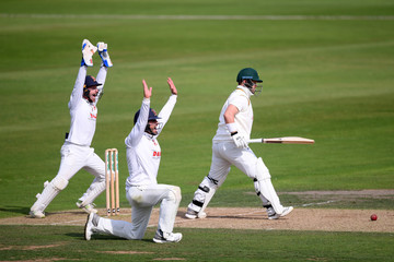 Ben Duckett Nottinghamshire vs. Essex - Specsavers County Championship: Division One
