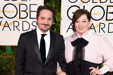 Ben Falcone Arrivals at the Golden Globe Awards — Part 2