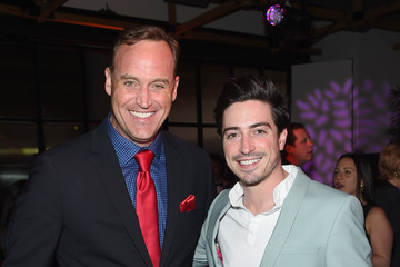 Ben Feldman Entertainment Weekly And PEOPLE Upfronts Party At Second Floor In NYC Presented By Netflix And Terra Chips - Inside