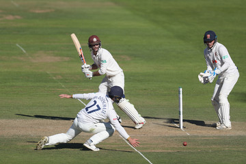 Ben Foakes Surrey vs. Essex - Specsavers County Championship: Division One