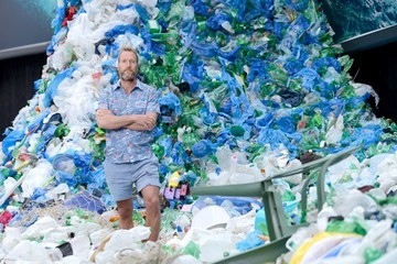 Ben Fogle Wave Of Waste In Association With Corona